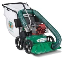 Billy Goat Domestic Vacuum - Briggs and Stratton 190cc engine