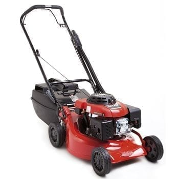 Push Mower | Key Start, Self Propelled, Mulch and Catch, 5 Year Warranty