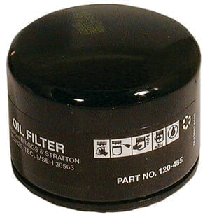 Oil Filter | Spin on Short