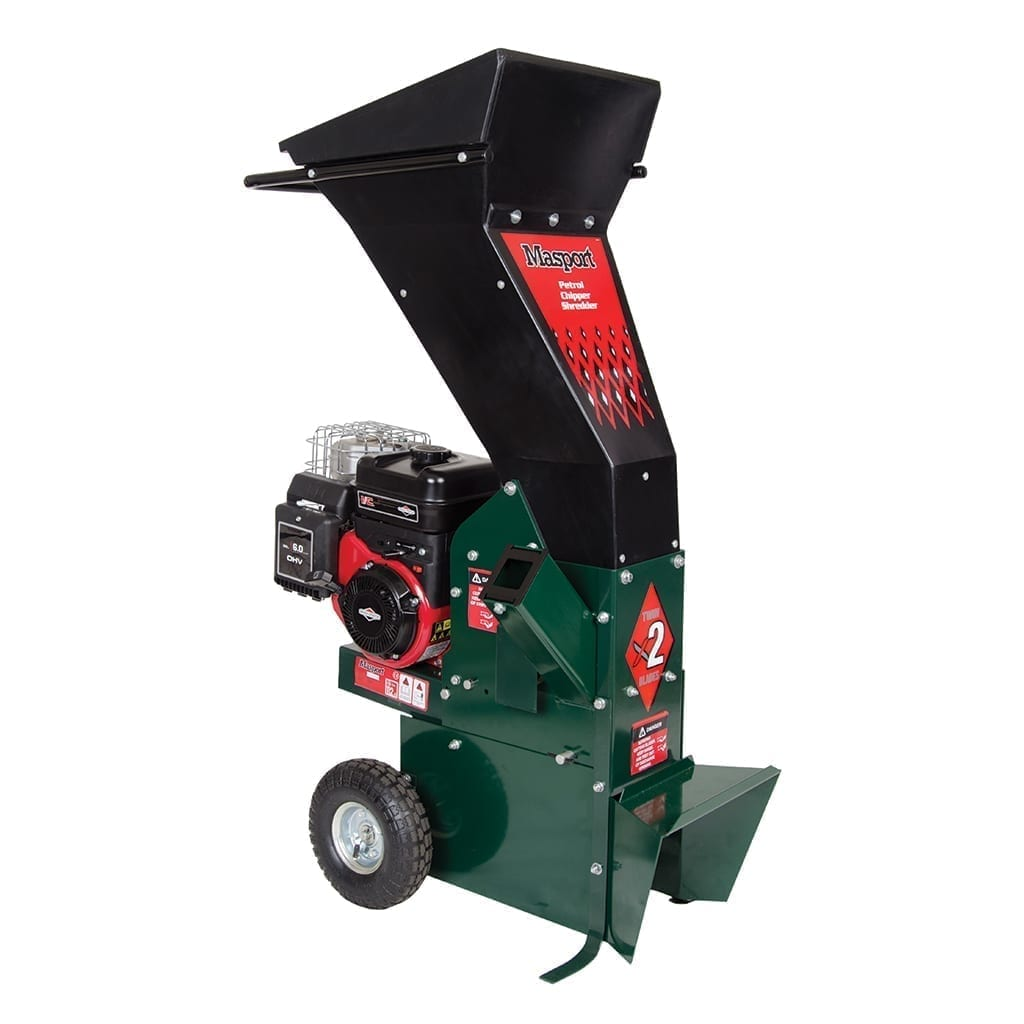 Masport Chipper Shredder - 6HP