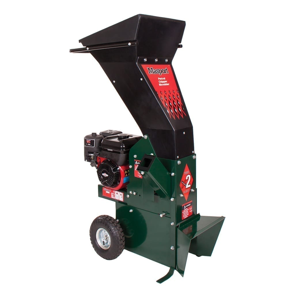 Masport Chipper Shredder - 5HP