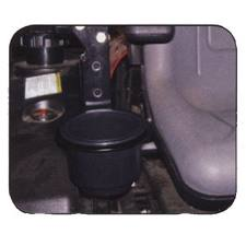 Gravely Consumer Cup Holder