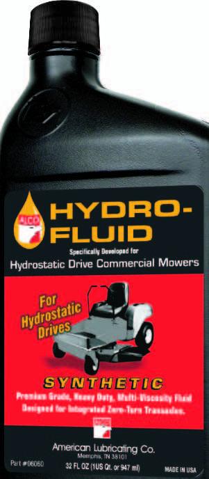 Hydro Fluid 15W-50