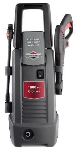 Briggs and Stratton 1880 PSI Electric Pressure Washer