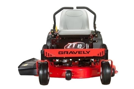 "Zero Turn Mower | Gravely 42"" Cut, Kohler Professional Series Engine"