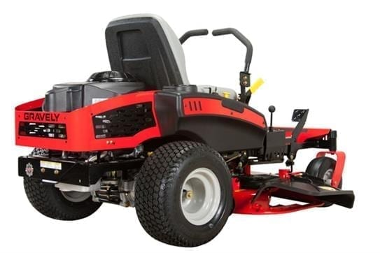 Zero Turn Mower Gravely Zt 42 22hp Kohler 42 Quot Cut