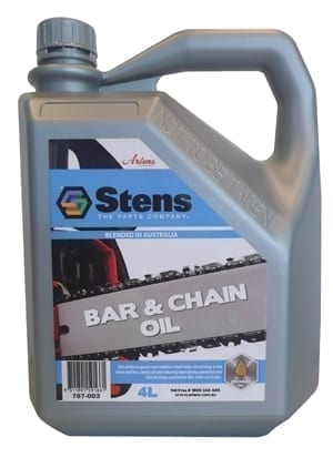STENS CHAIN BAR OIL 4LT