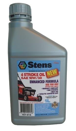 STENS 4 STROKE OIL SAE10W/30 1 LT