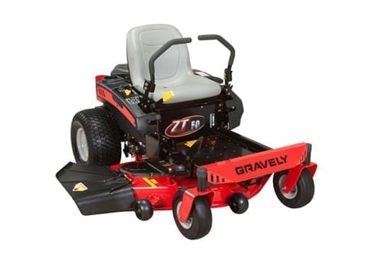"Zero Turn Mower | Gravely ZT50- 24HP Kohler, 50"" Cut"