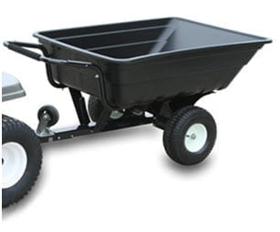 TRAILER - WIDE WHEEL 16X 6.50 - 8