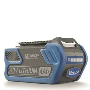 Victa V-FORCE+ LITHIUM 4Ah Battery