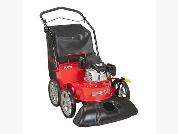 Outdoor Vacuum | Gravely APV Self Propelled