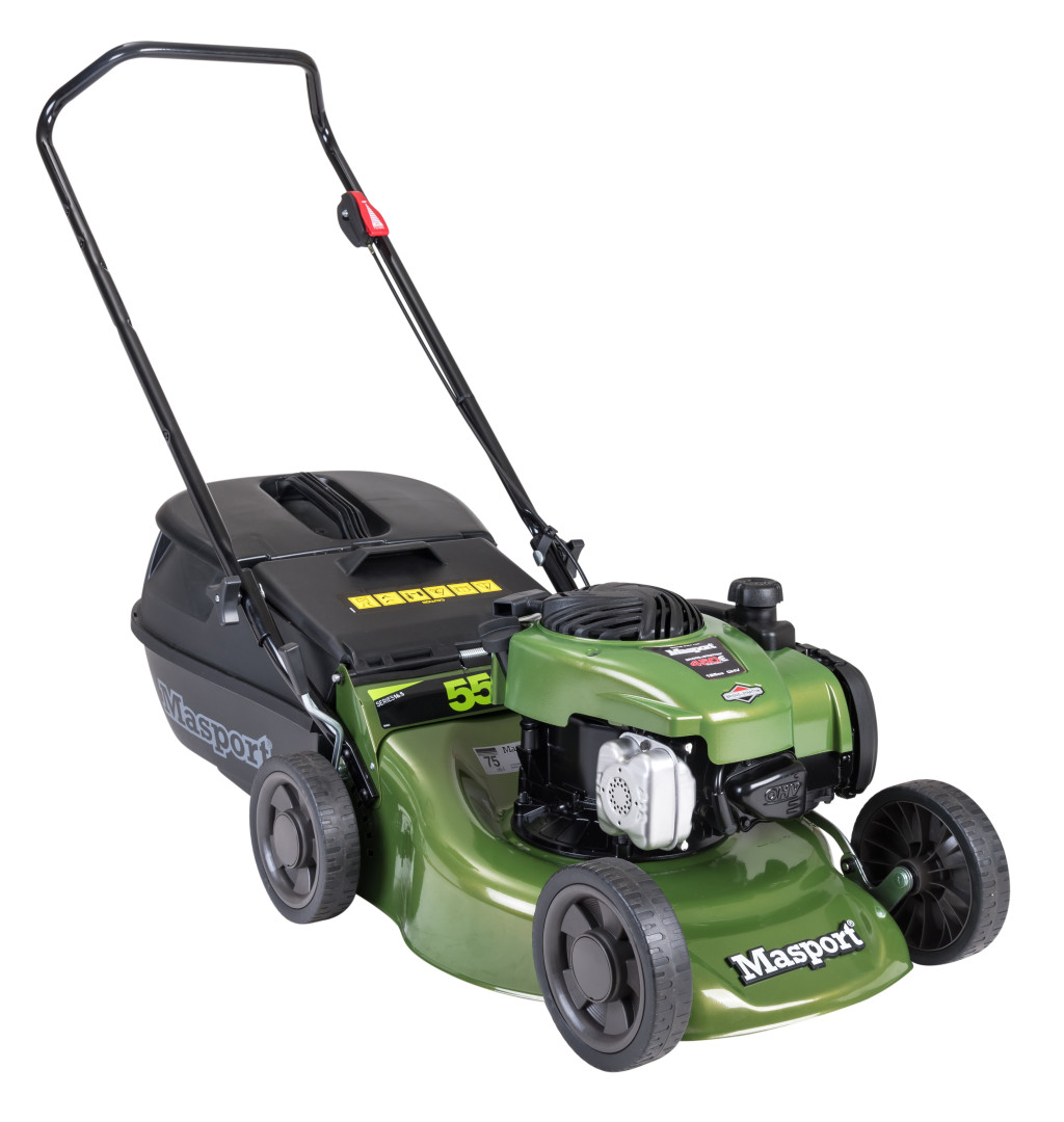 Lawn Mower Masport President 174 550 St S16 5