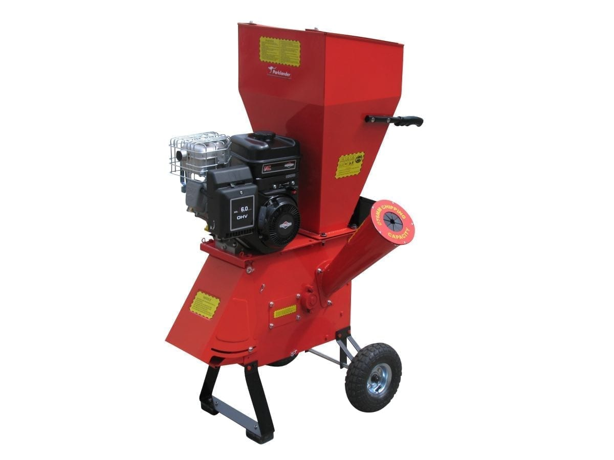 Parklander PSC76B Chipper/Shredder - 6.5HP Briggs and Stratton