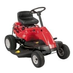 "Rover Mini Rider Lawn Mower - 420cc OHV Rover Engine, 76cm (30"") cutting deck"