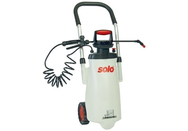 Solo 11 Litre Garden Sprayer Trolley