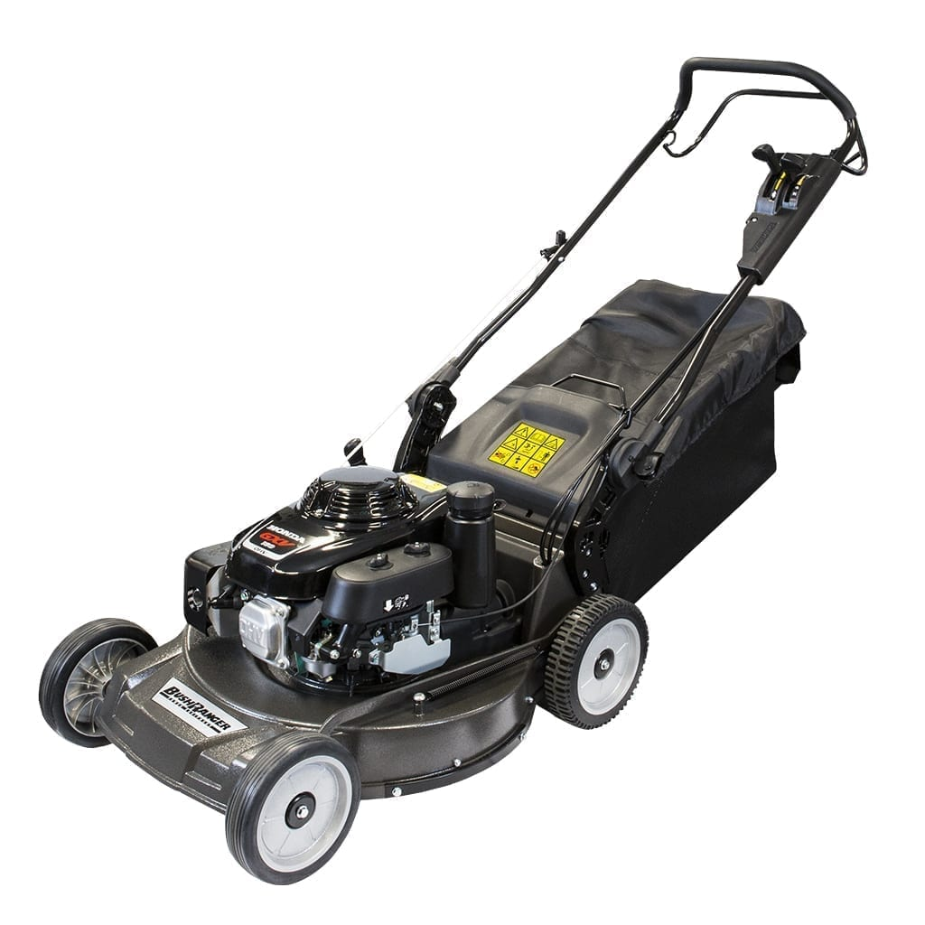 Honda Powered 21`` ALLOY BASE 3SPD Self Propelled Mower
