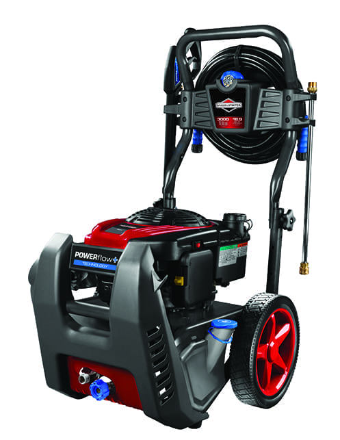 Briggs and Stratton 3000 PSI Pressure Washer - 875 Professional Series Engine