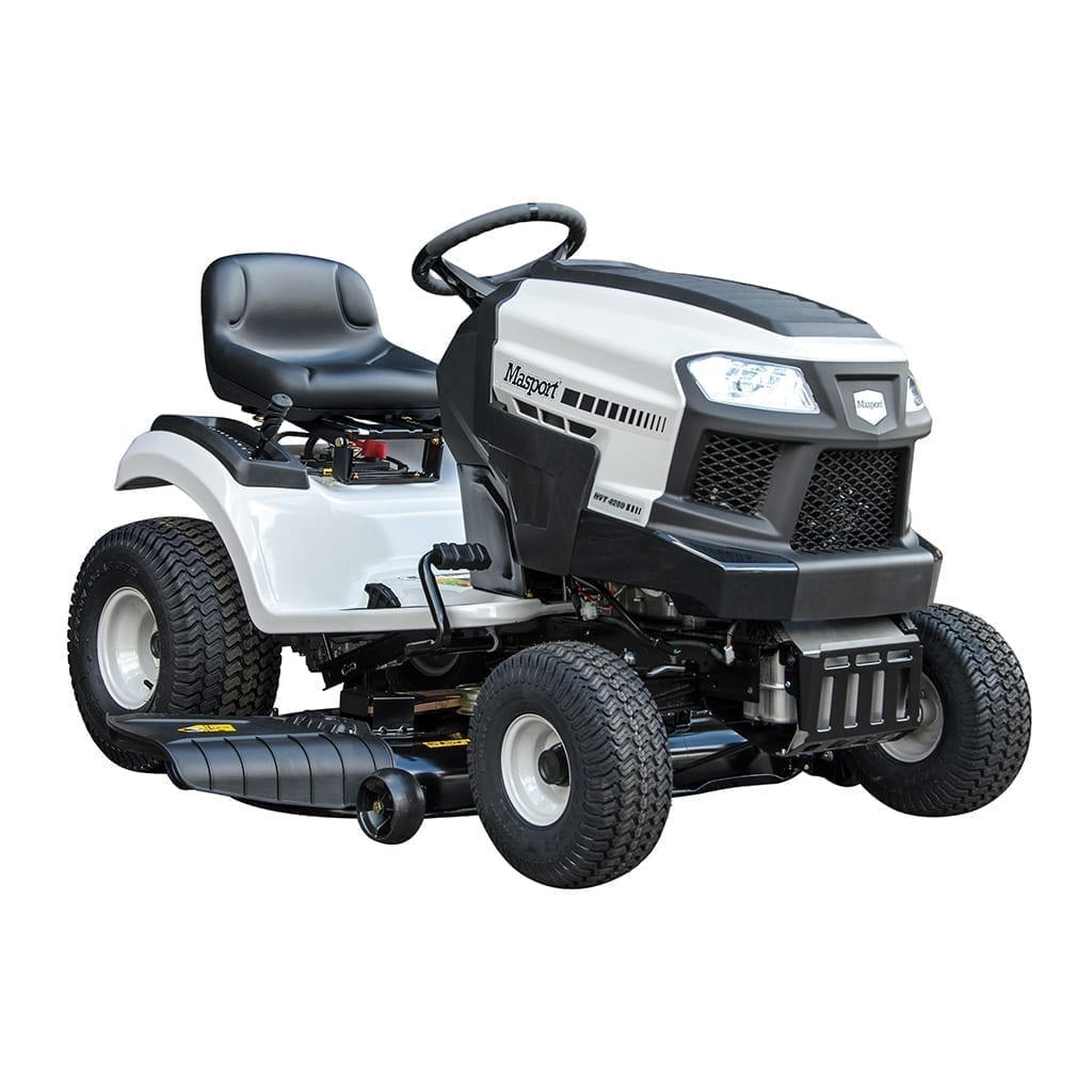 "Ride On Mower | Masport 42"" Cut, V-Twin Kawasaki Engine"