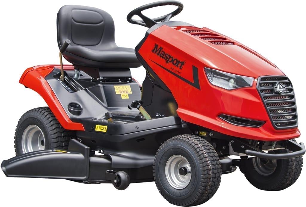 "Ride-on Mower | Masport S220 VT/107 - 2-cylinder, 22HP, 42"" Cut"