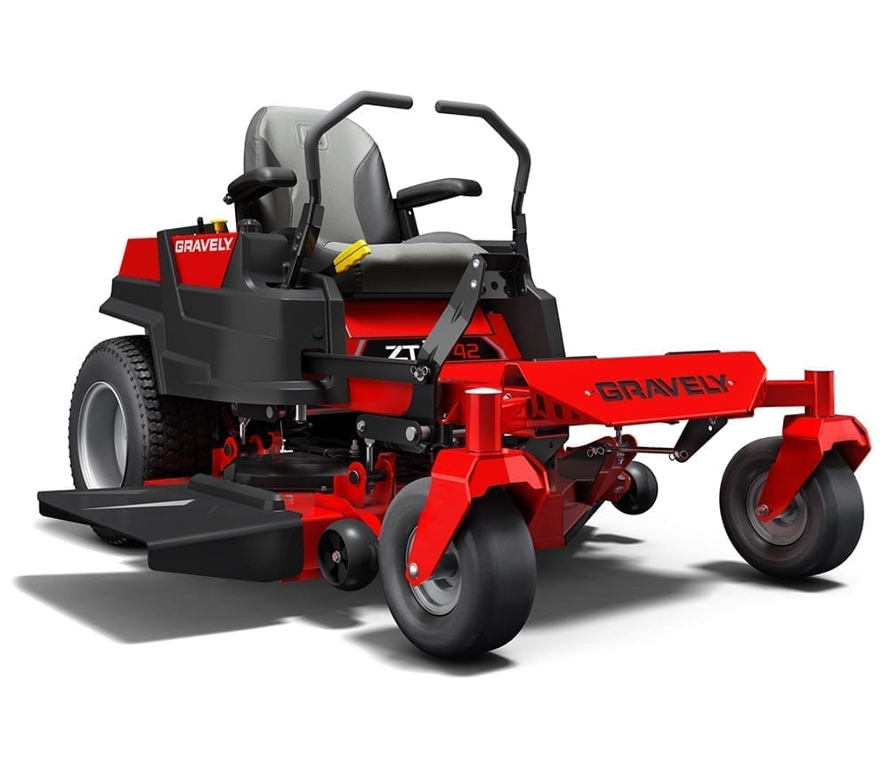 "Zero Turn Mower | Gravely ZTX 42 - 24HP Kohler, 42"" Cut"