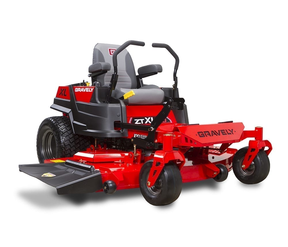 "Zero Turn Mower | Gravely ZTXL52 - 23HP Kawasaki, 52"" Cut"