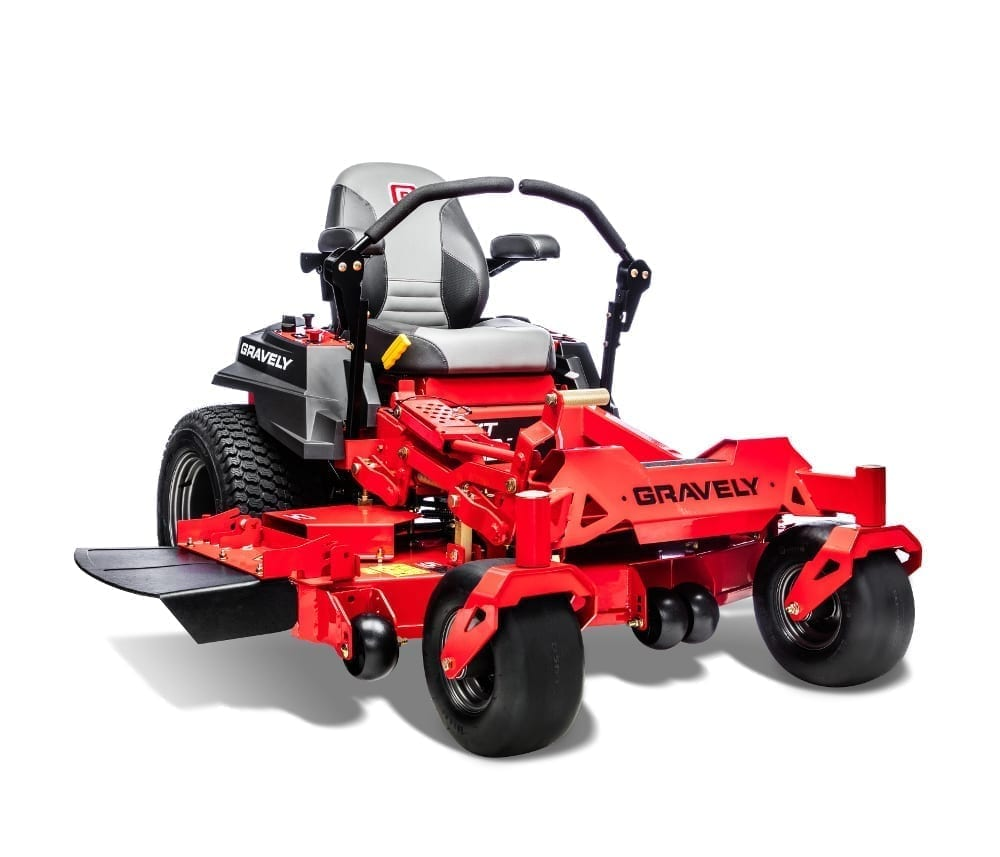 "Zero Turn Mower | Gravely ZTHD52 - 23HP Kawasaki, 52"" Cut"