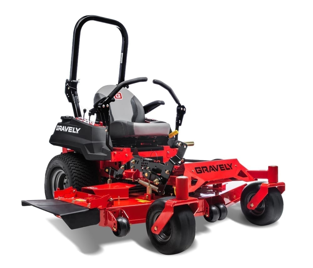 "Zero Turn Mower | Gravely PT52 - 23HP Kawasaki, 52"" Cut"