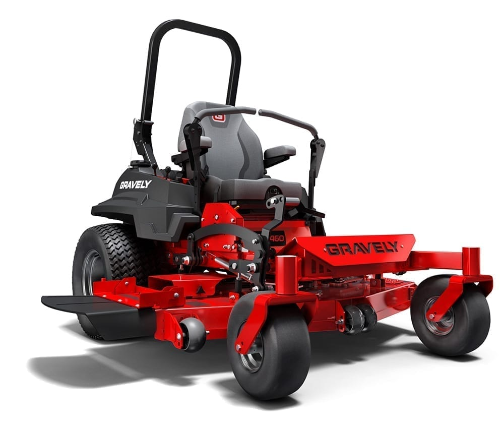 "Zero Turn Mower | Gravely Pro Turn 460 - 31HP Kawasaki, 60"" Cut"