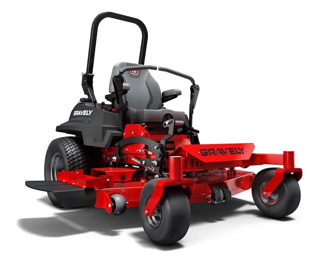 Zero Turn Mower Gravely Pro Turn 460 31hp Kawasaki 60