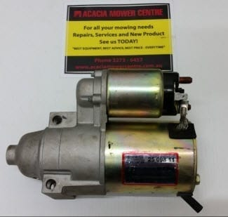 Parts |  KOHLER ELECTRIC STARTER p/n 25 098 11-S
