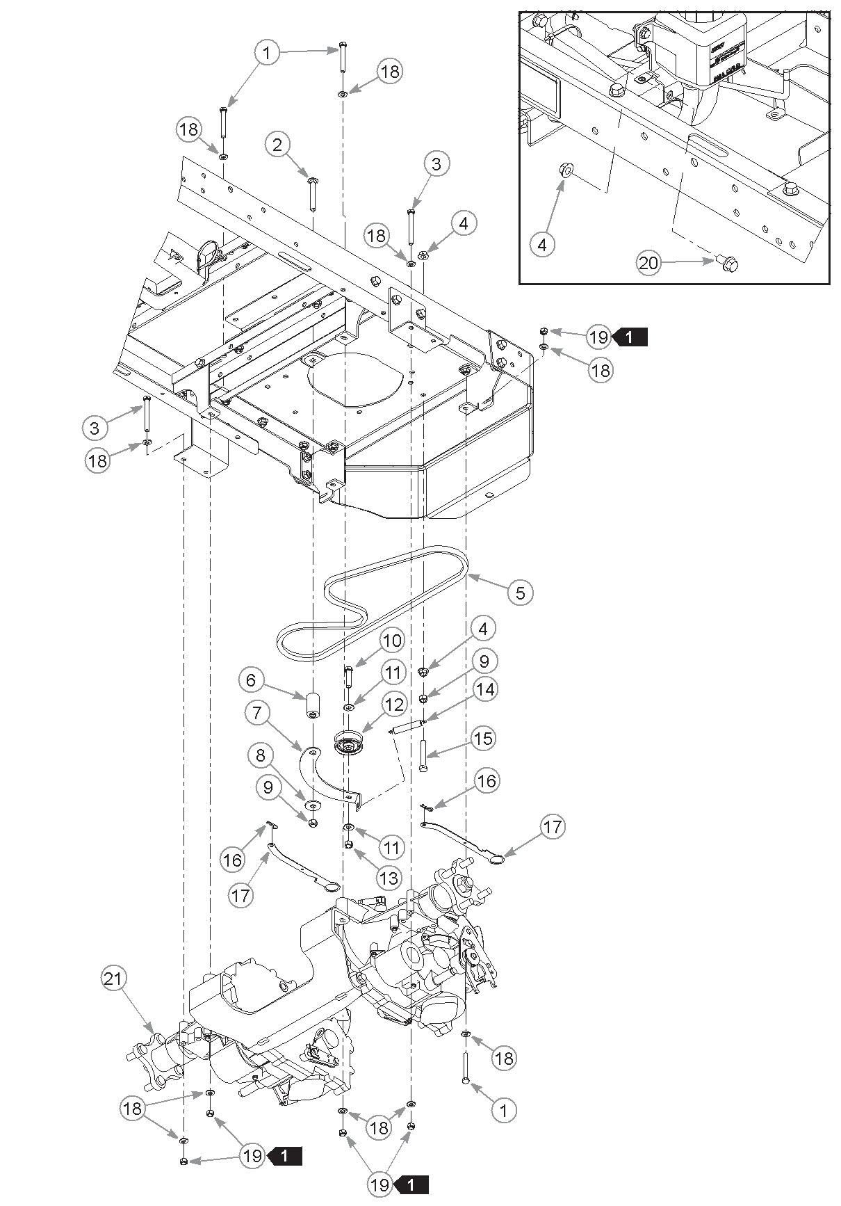 Hydraulic System - Models 936559EX, 936542EX, 936534EX ...