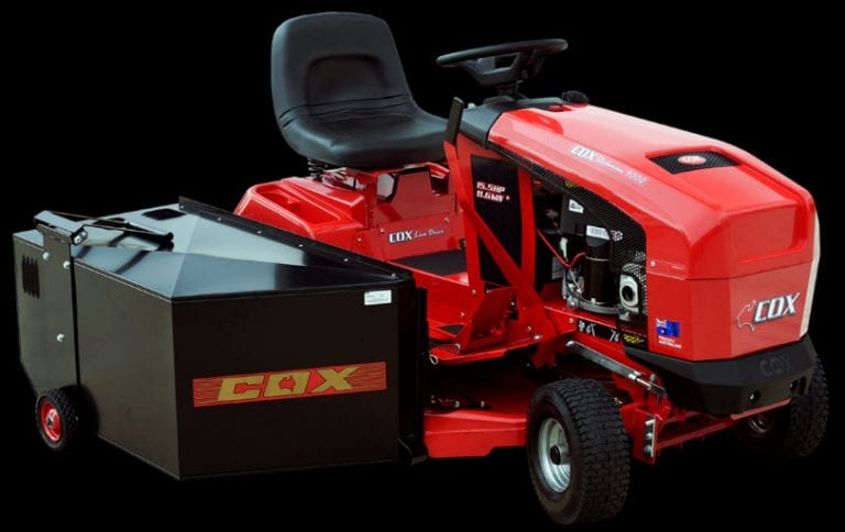 Cox C54 Ride On Catcher No Mounting Kit Mower Centre