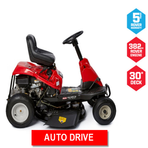Ride On Mower Rover Mini Rider Hydro 38230 Mower Centre