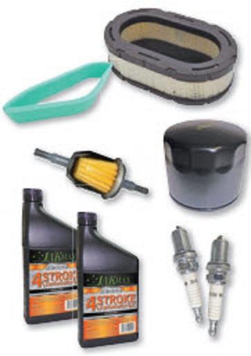 Kohler Engine Maintenance Kit - Suits various Kohler engines